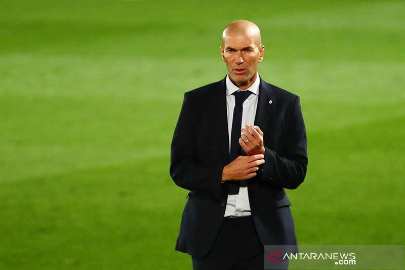 Zidane tak akan cari alasan setelah ditaklukkan Cadiz