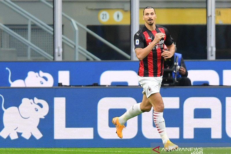 Milan menangi Derby della Madonina