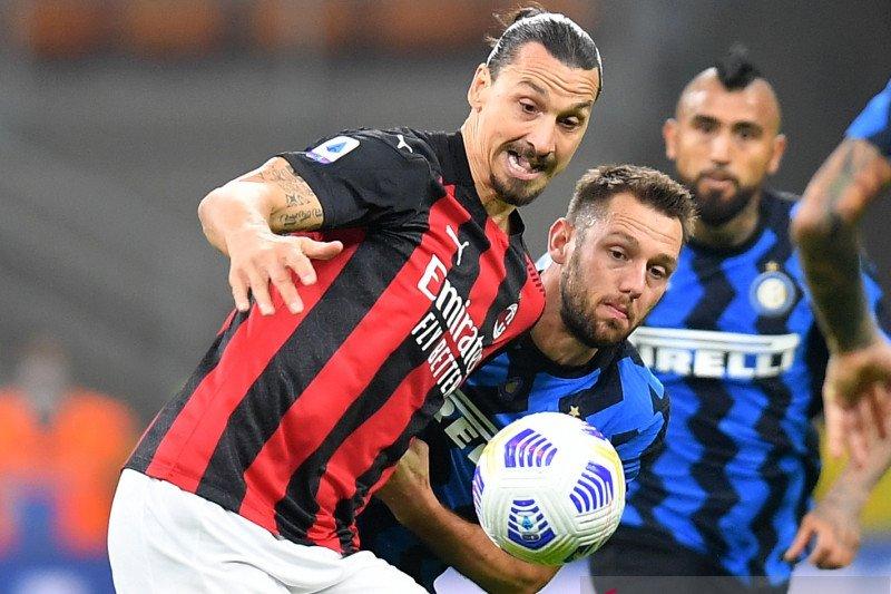 Ini klasemen Liga Italia: AC Milan sendirian di posisi puncak
