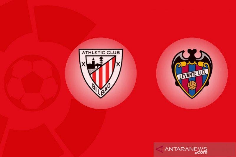 Athletic Bilbao menundukkan Levante 2-0