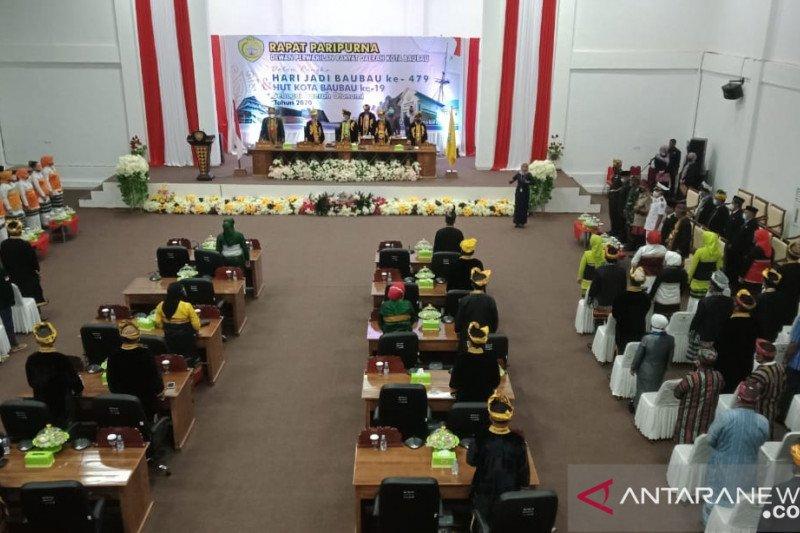 Wali Kota: Harus ambil hikmah dari usia Baubau ke-479
