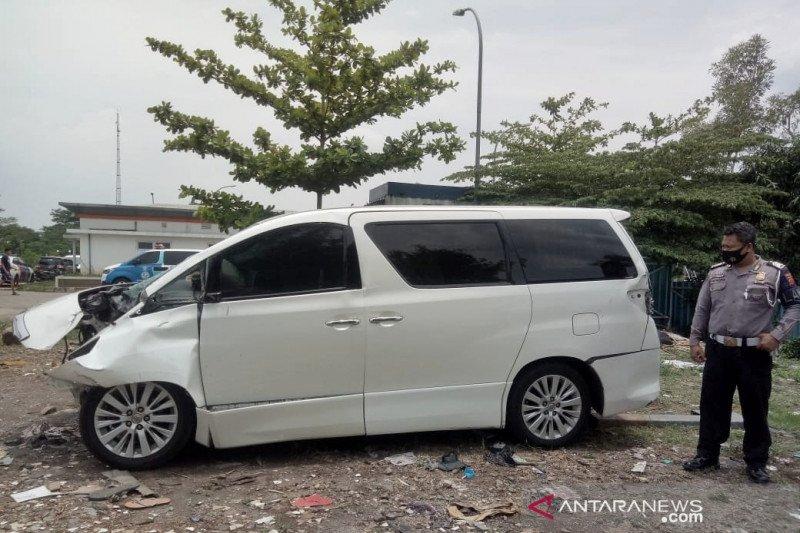 Hanafi Rais alami luka berat akibat kecelakaan di Tol Cipali