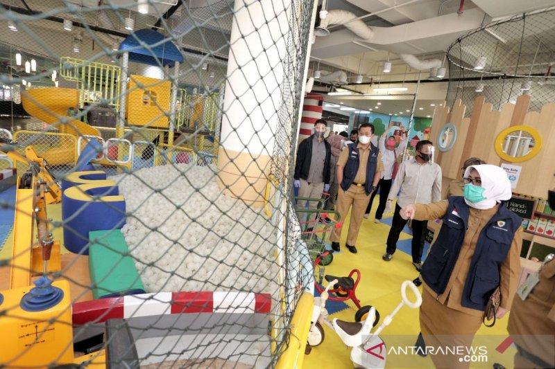 Kota Bandung tutup tempat bermain anak karena belum ada relaksasi