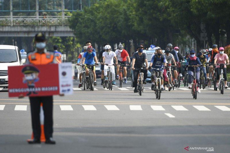 Minggu, pasien sembuh COVID-19 di Jakarta bertambah 1.074