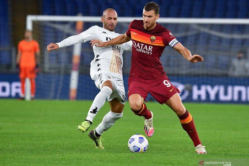 AS Roma harus kerja keras untuk menang telak 5-2 atas Benevento