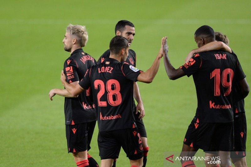 Klasemen Liga Spanyol: Madrid terdepak dari puncak