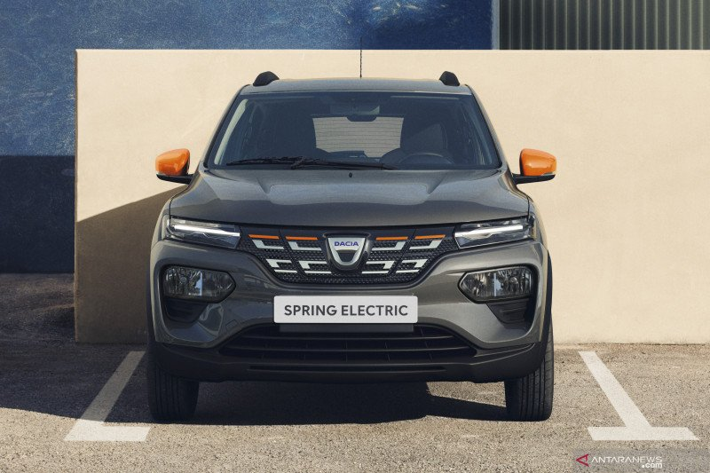 Dacia Spring calon mobil listrik paling murah