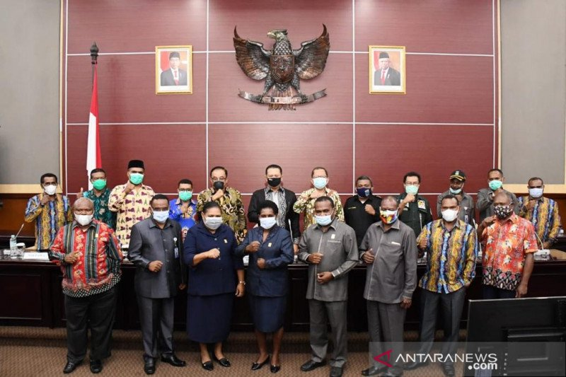 "Ketua MPR Bamsoet: UU Otsus Papua harus ditempatkan sebagai ""lex specialis"""