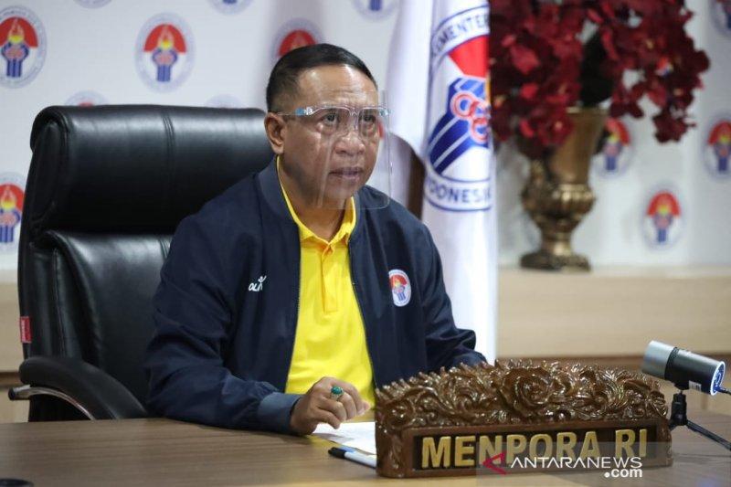Menpora Zainuddin mafhum alasan kompetisi Liga Indonesia harus digelar