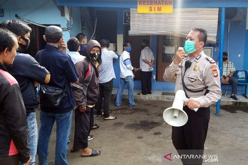Polda Metro buka lima layanan SIM Keliling di Jakarta