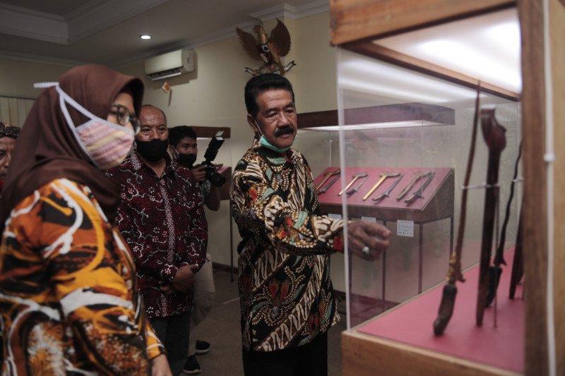 PT TWC menggelar festival keris Ratu Boko