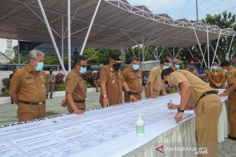 ASN Batam berikrar netral dalam Pilkada