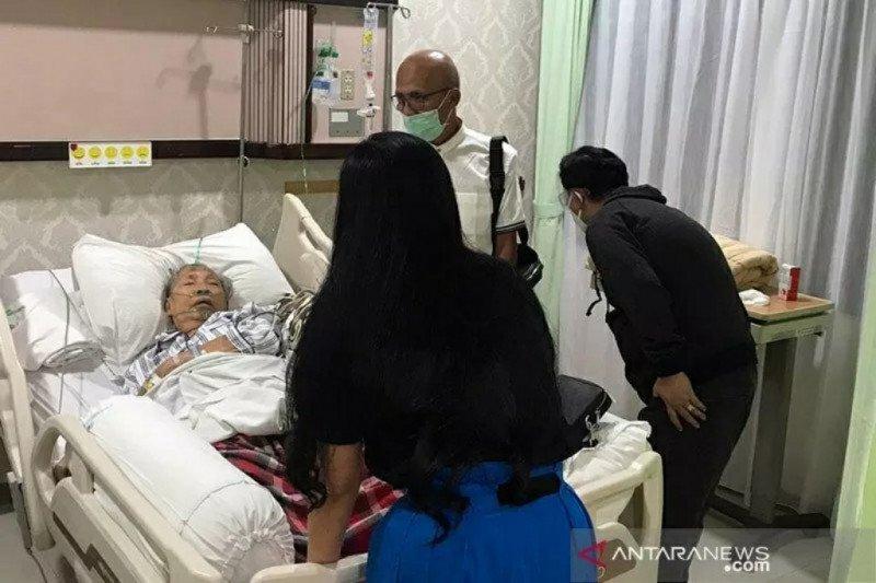 Kondisi kesadaran menurun, Hamzah Haz dirawat ke ICU