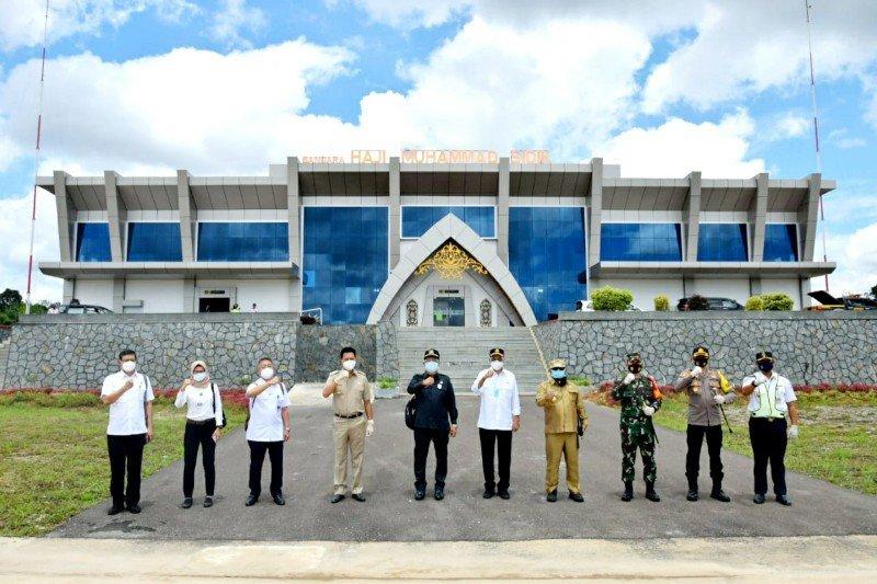 Bandara Haji Muhammad Sidik berikan pengaruh positif terhadap kemajuan Barut dan Mura