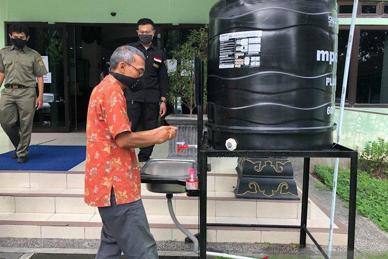 Yogyakarta mengingatkan perkantoran rutin evaluasi protokol kesehatan
