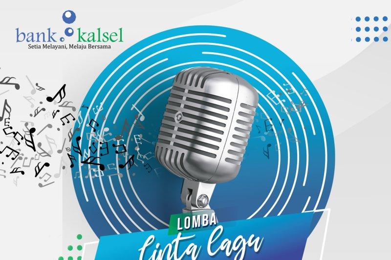 Bank Kalsel gelar lomba cipta lagu berhadiah puluhan juta rupiah