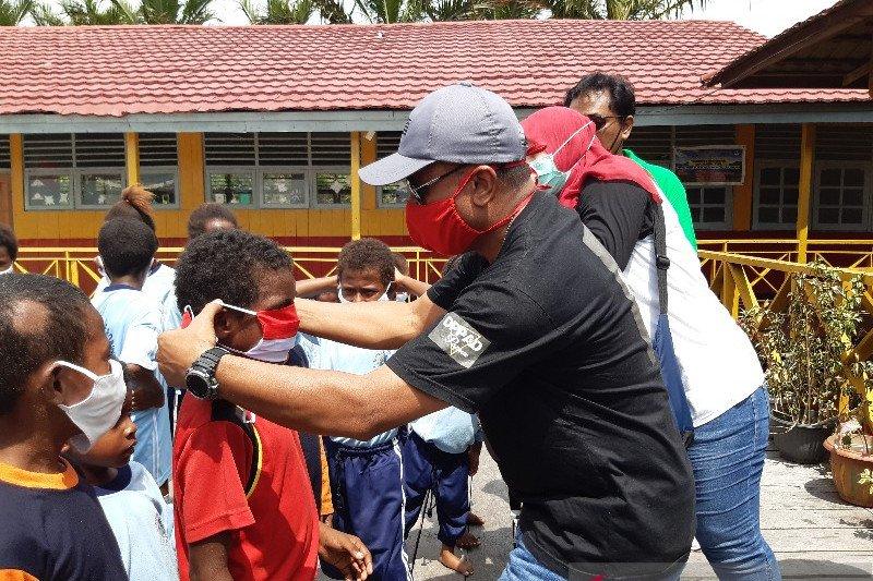 Satu tahun kepemimpinan Jokowi-Ma'ruf Amin prioritaskan SDM Papua