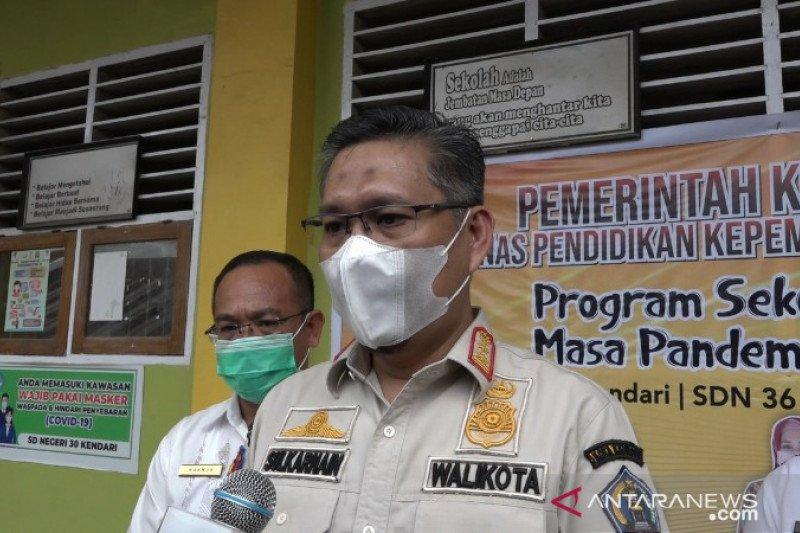 Upaya Pemkot Kendari atasi pandemi COVID-19