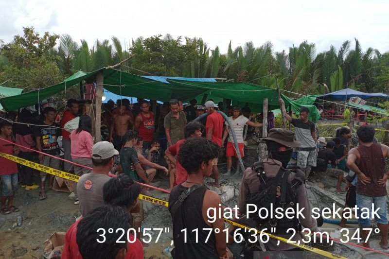Five gold miners found dead in North Kalimantan