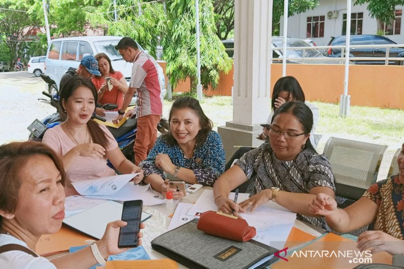 KPU Minahasa Tenggara seleksi 2.156 calon KPPS