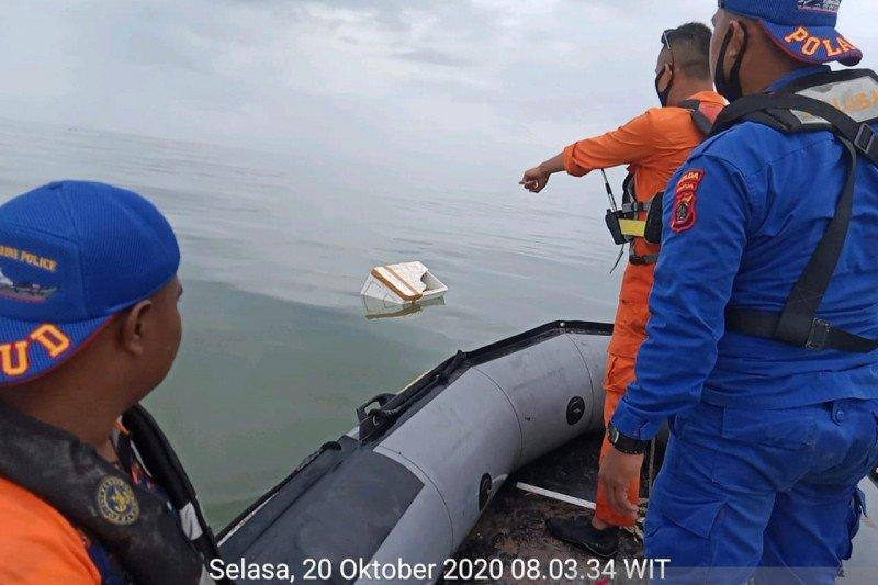 Tim SAR belum temukan satu penumpang perahu terbalik di perairan Mimika