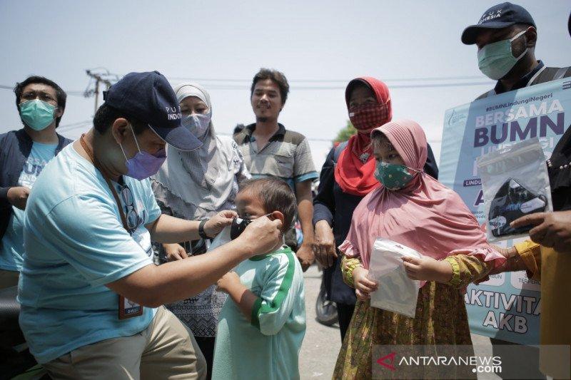 Update COVID-19 di Indonesia:  713.365 positif, dan 583.676 orang sembuh