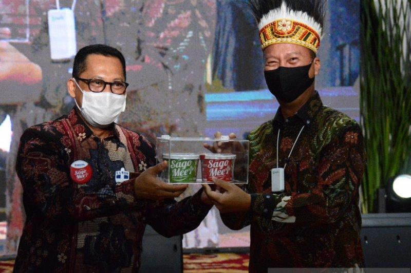 Produk baru mie sagu diluncurkan pada Pekan Sagu Nusantara