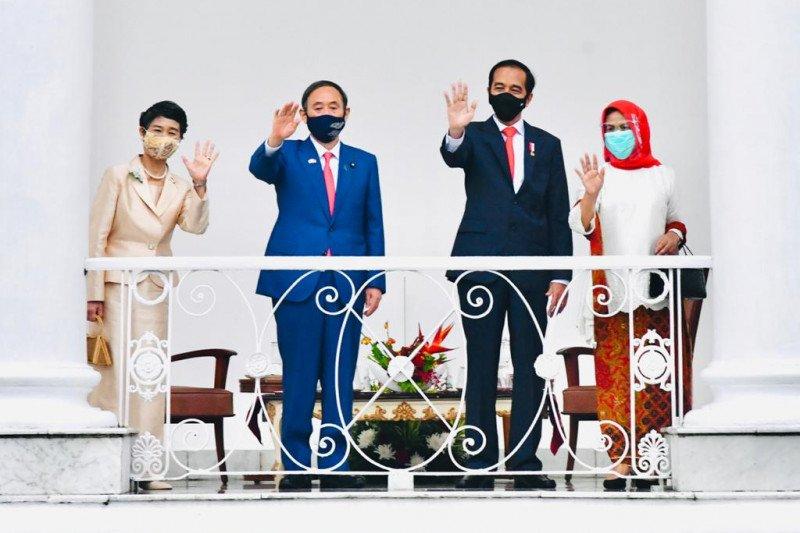 Jepang berikan pinjaman bantuan fiskal 50 miliar Yen ke Indonesia