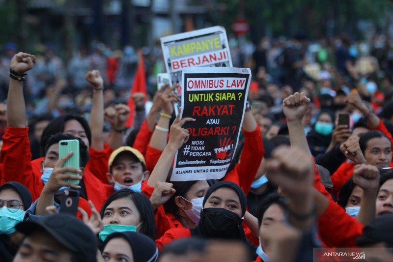 """KSPI ajukan """"legislative review"""" UU Cipta Kerja ke DPR"""