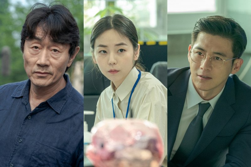 "Pemeran drama Korea ""Missing: The Other Side"" omong  arwah"