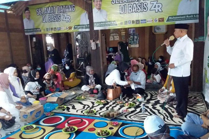 Dua Habib doakan Zairullah Azhar pimpin Tanah Bumbu