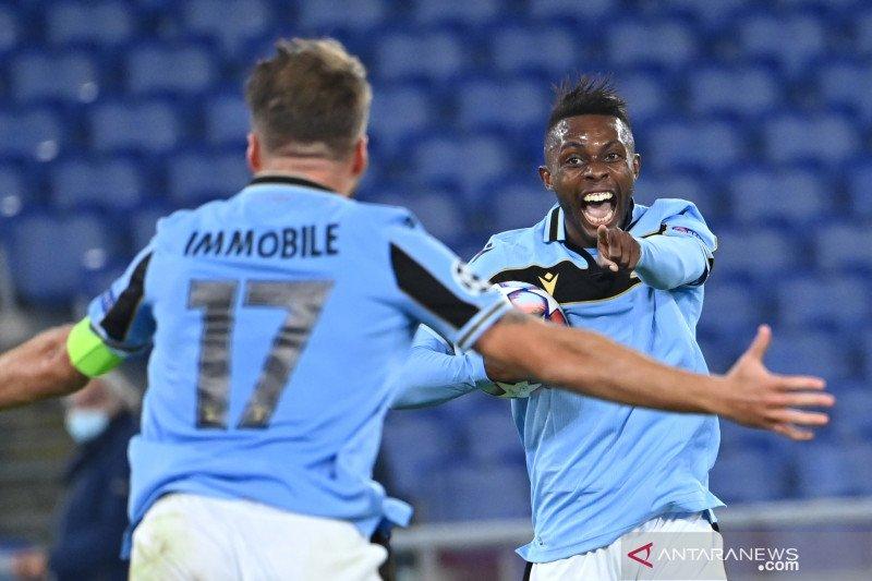 Lazio taklukan Dortmund 3-1, setelah 13 tahun absen di Liga Champions