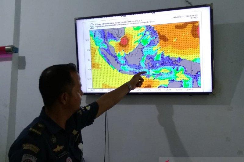 BMKG : 50 persen wilayah Sulsel masuki musim hujan pada November
