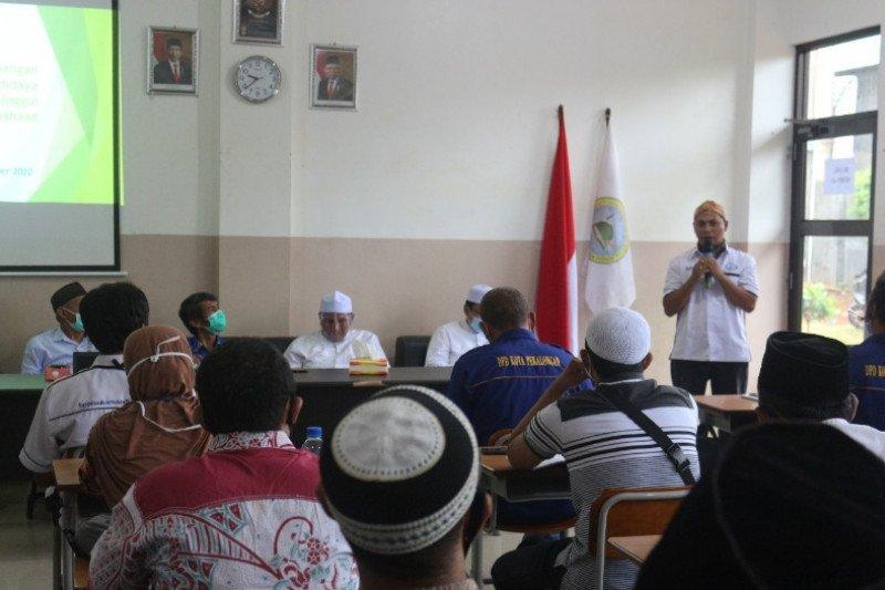 Santri Ponpes Pekalongan dibekali pelatihan budidaya lele