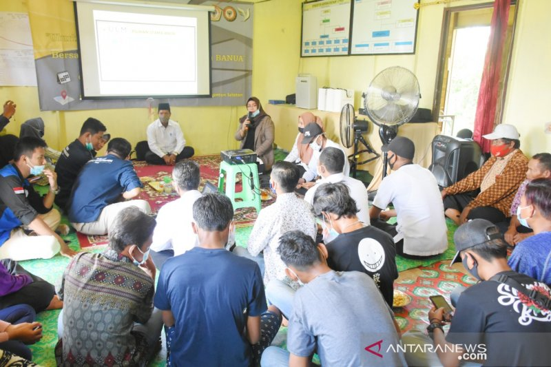 ULM arouses villagers interest to study