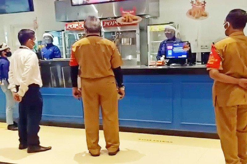 Pusat bisnis di Kotim diimbau patuhi protokol kesehatan