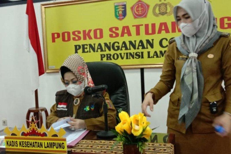 Dinkes Lampung : Potensi penyebaran COVID-19 sangat tinggi pada libur panjang