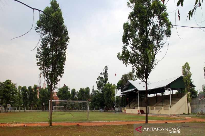 Lapangan Kotabarat Solo mulai dibenahi untuk Piala Dunia U-20