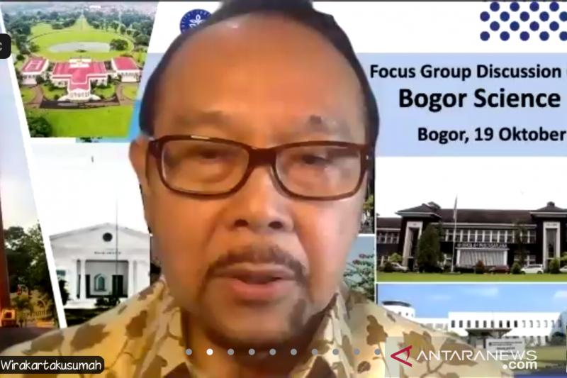 Para pakar berkomitmen jadikan Bogor sebagai kota ilmu rujukan dunia