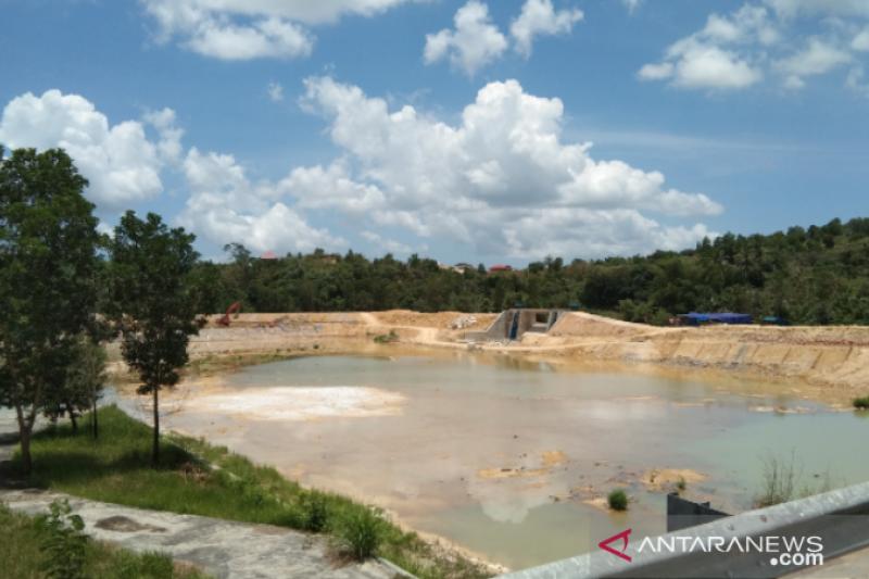 Pemkot Kendari bangun kolam retensi antisipasi bencana hidrometeorologi