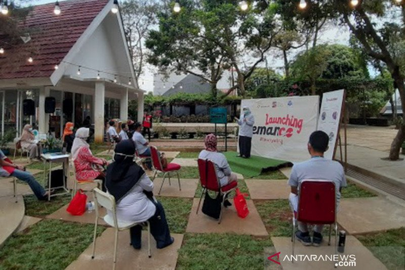 Pasien sembuh dari COVID-19 di Kota Bogor capai 81,86 persen