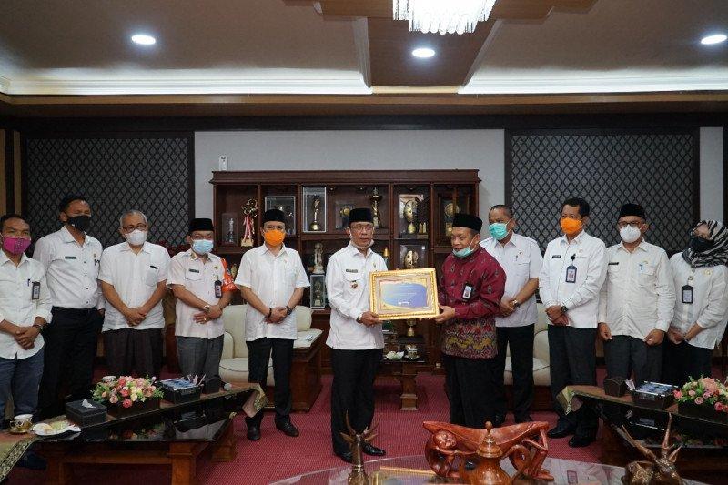 Mataram menerima penghargaan WTP terhadap pengelolaan keuangan negara