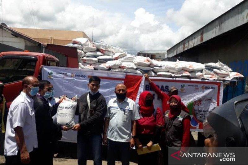Bulog di Wamena mulai salurkan bantuan beras untuk 4.556 KPM