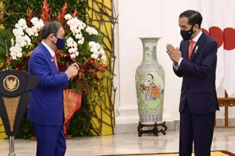 """""""Travel Corridor Arrangement"""" disepakati Presiden Jokowi dan PM Jepang"""