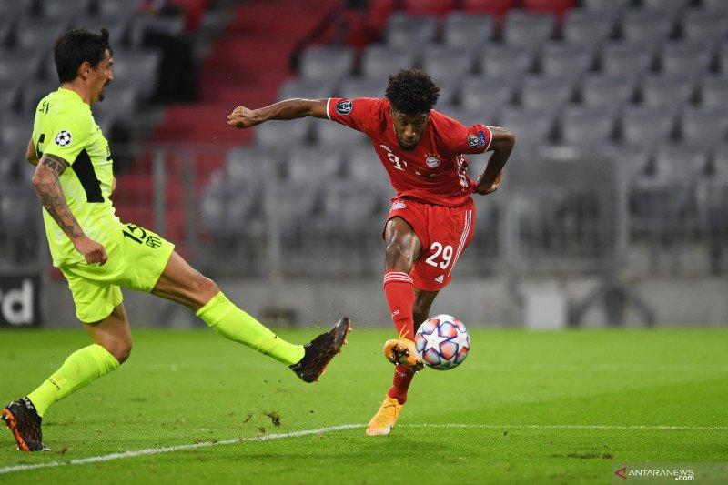 Bayern Munchen kalahkan Atletico Madrid 4-0
