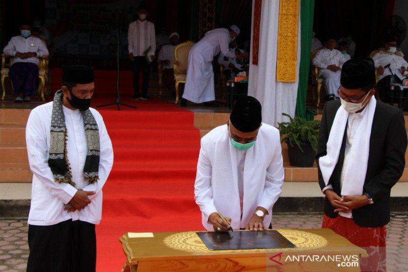 Aceh tetapkan Bireuen sebagai kota santri