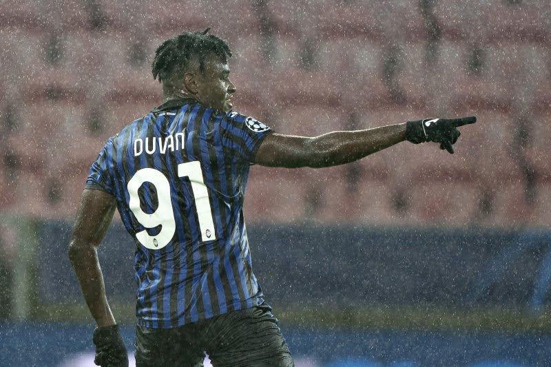 Atalanta pesta gol telak 4-0 ke gawang Midtjylland