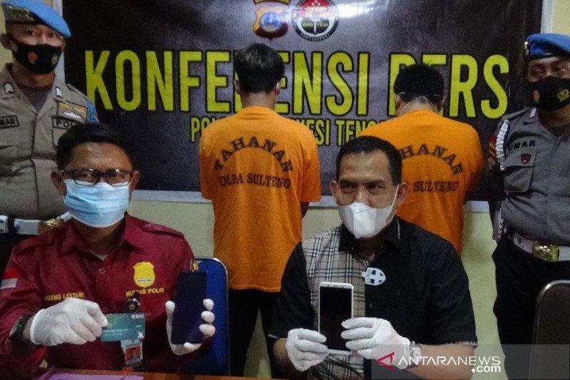 Polisi ringkus dua warga Sidrap tipu kades catut nama pejabat Donggala