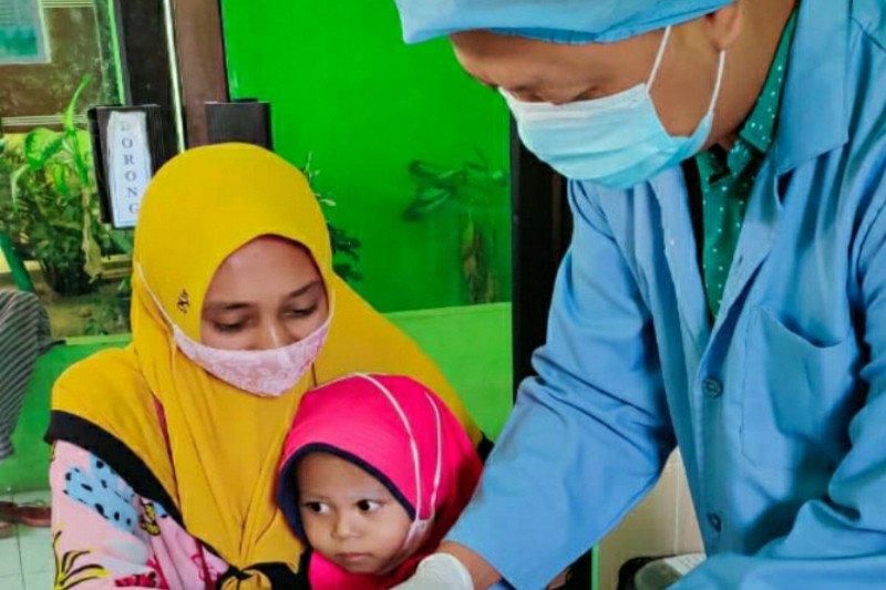 Semen Gresik Ayomi perbaiki gizi delapan balita pengidap tengkes di Rembang