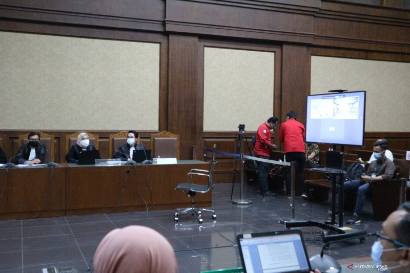 Didakwa terima Rp83 miliar, Nurhadi: Itu tidak benar
